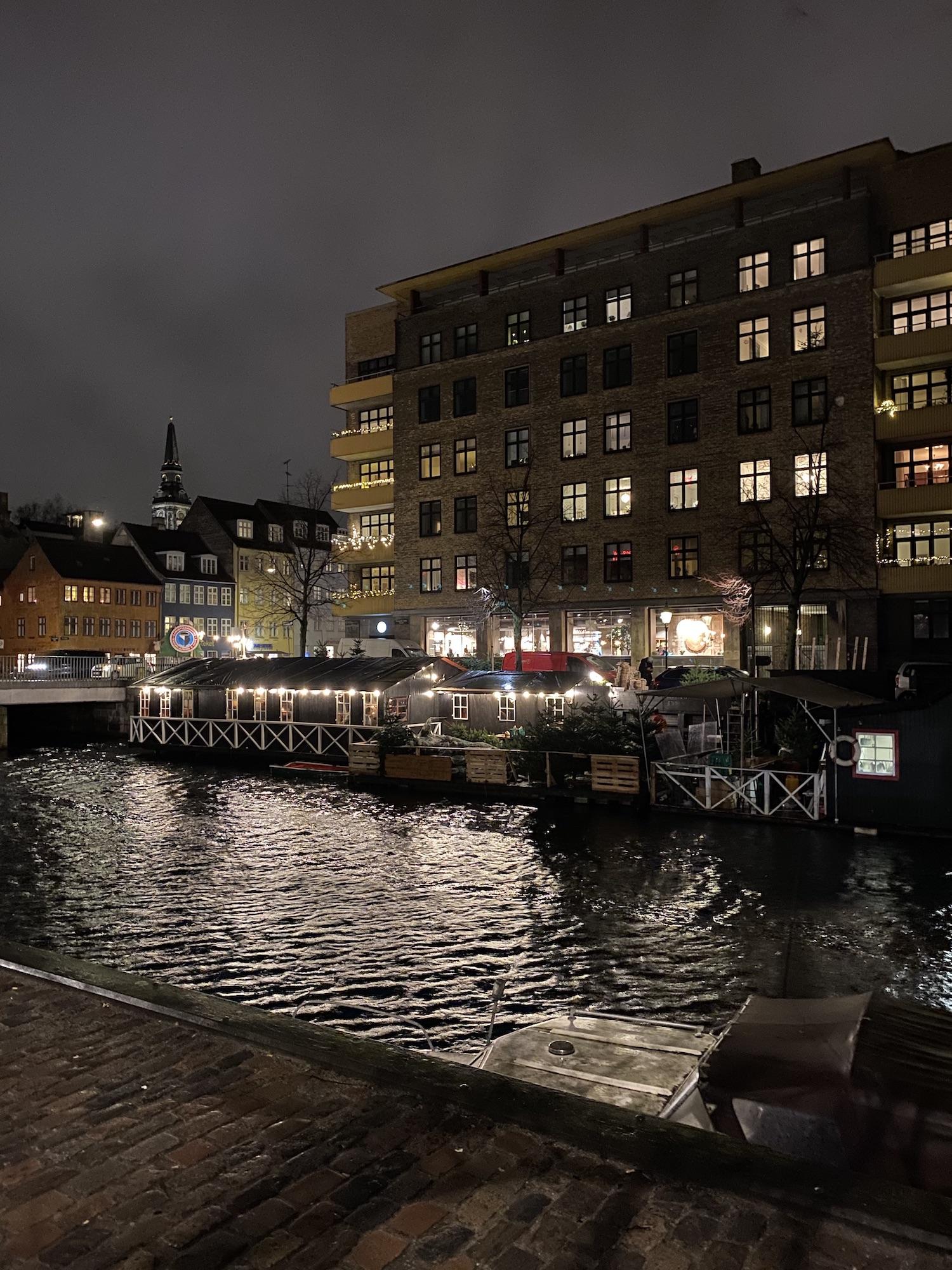 Christianshavn Aften